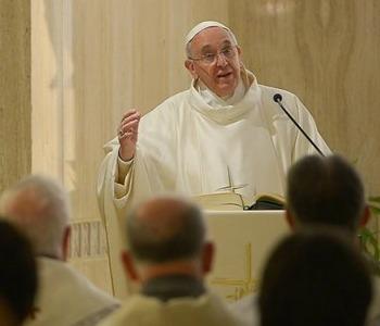 Papa Francesco: Chiesa abbia il coraggio di parlare con franchezza