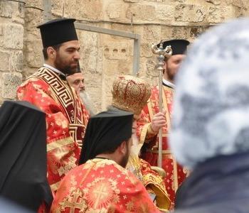 Nella terra di Cristo, Pasqua in due tempi: il 12 aprile quella Ortodossa