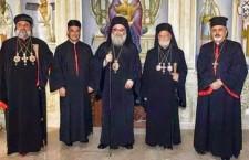 Bari, veglia di preghiera con i patriarchi di tutte le chiese