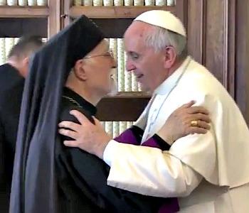 Papa Francesco: gesti di pace per risanare le ferite