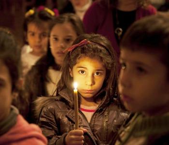 Aleppo (Siria), la drammatica testimonianza di una Suora: La nostra Pasqua trasformata in un incubo