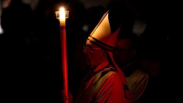 Alla Veglia pasquale, preghiera per i cristiani perseguitati
