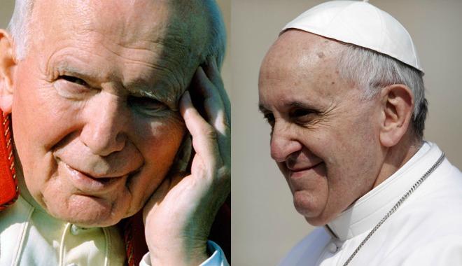 Papa Francesco: solidarietà non tramonta, Papa Wojtyla lo ha insegnato