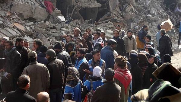 Save the Children: obbligo umanitario intervenire a Yarmouk
