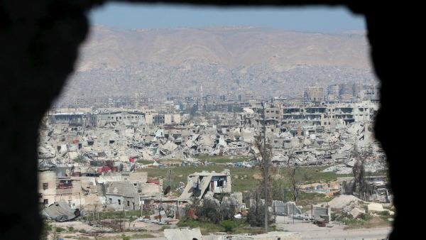 Yarmuk, intrappolati 3.500 bambini