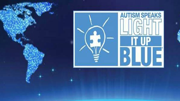 Light it up blue (Illuminalo di blu)