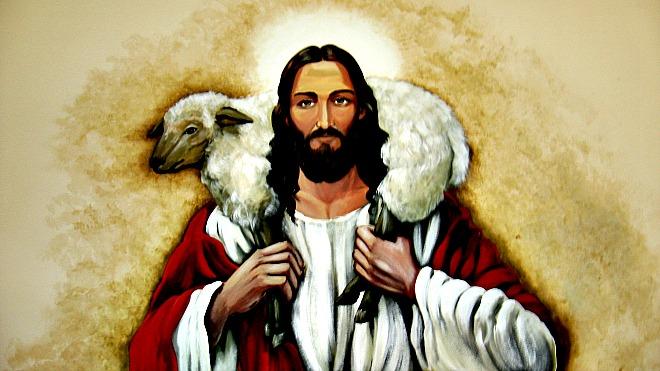 Gv 10,11-18 Il buon pastore dà la propria vita per le pecore. In quel tempo, Gesù disse: «Io sono il buon pastore. Il buon pastore dà la propria vita per le pecore. Il mercenario – che non è pastore e al quale le pecore non appartengono – vede venire il lupo, abbandona le pecore e fugge, e il lupo le rapisce e le disperde; perché è un mercenario e non gli importa delle pecore. Io sono il buon pastore, conosco le mie pecore e le mie pecore conoscono me, così come il Padre conosce me e io conosco il Padre, e do la mia vita per le pecore. E ho altre pecore che non provengono da questo recinto: anche quelle io devo guidare. <script data-wid=