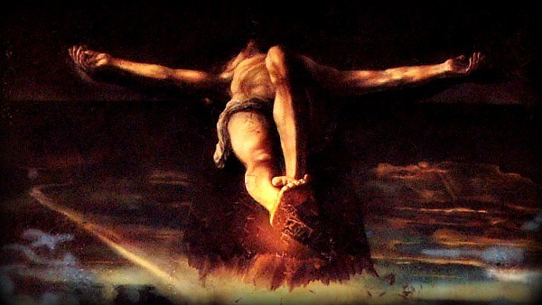 Vangelo (26 Aprile) Dio ha mandato il Figlio nel mondo, perché il mondo sia salvato per mezzo di lui.