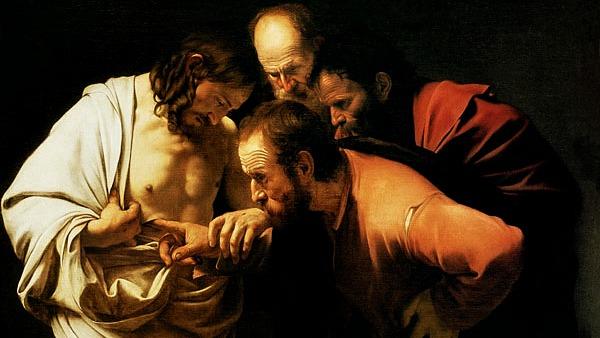 #Vangelo: Mostrò loro le mani e il fianco