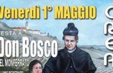 1° maggio raduno dei salesiani del Monferrato