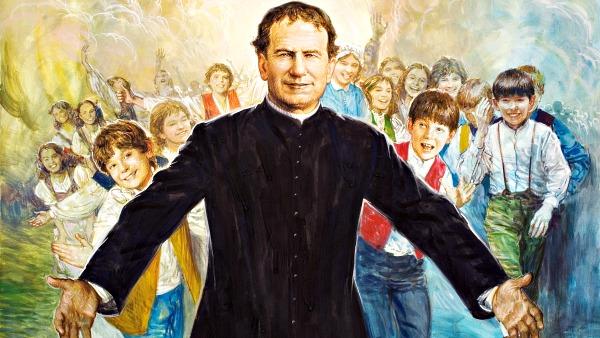 Don Bosco e la società dell'allegria