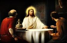 Vangelo (19 Aprile) Riconobbero Gesù nello spezzare il pane
