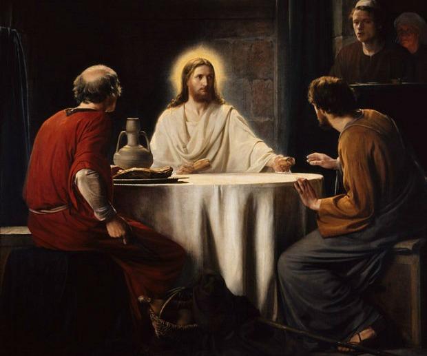 #Vangelo: Così sta scritto: il Cristo patirà e risorgerà dai morti il terzo giorno
