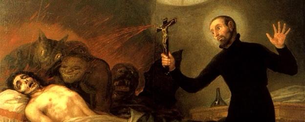 Esorcismo e preghiera di liberazione