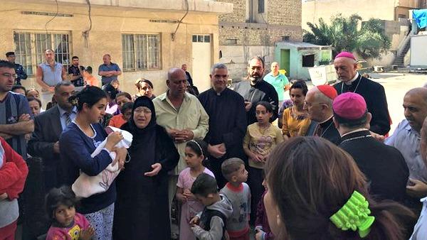 In Iraq ho visto la Via Crucis dei profughi