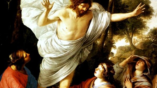 #Vangelo: Andate ad annunciare ai miei fratelli che vadano in Galilea: là mi vedranno.