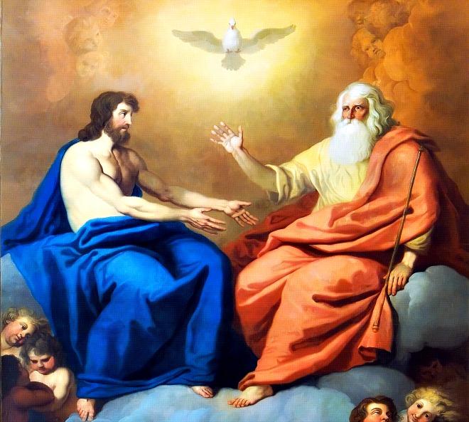 #Vangelo: Io e il Padre siamo una cosa sola
