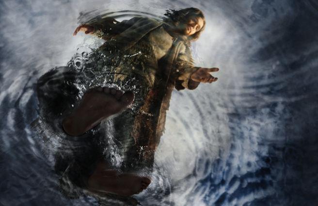 #Vangelo: Videro Gesù che camminava sul mare