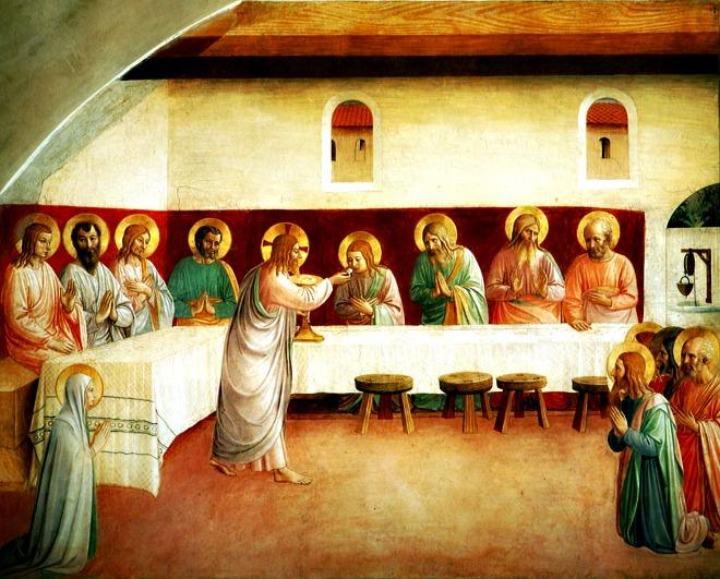 #Vangelo: La mia carne è vero cibo e il mio sangue vera bevanda