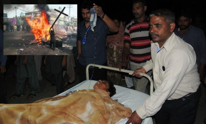 Pakistan. Morto il ragazzo cristiano bruciato vivo da giovani musulmani