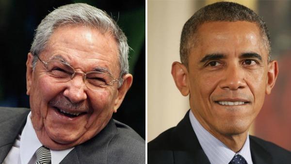 Cuba-Usa: a Panama lo storico incontro tra Obama e Raul Castro