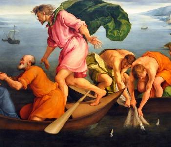 Dai Miracoli dei Vangeli la Misericordia di Gesù. La pesca miracolosa