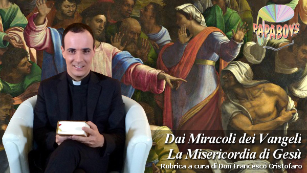 Dai Miracoli dei Vangeli la Misericordia di Gesù. Resurrezione di Lazzaro.