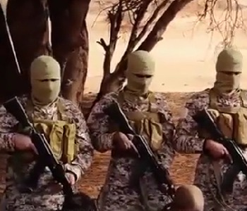 Isis, nuovo video dell'orrore Massacro di cristiani copti