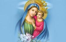 Ogni giorno una Lode a Maria 23 Febbraio – Madonna del Buon Consiglio