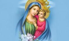 Ogni giorno una Lode a Maria – 26 Aprile – Madonna del Buon Consiglio