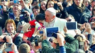 Udienza generale di Papa Francesco Mercoledì 22 Aprile 2014 @ Città del Vaticano | Città del Vaticano | Città del Vaticano