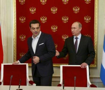 Tsipras: stop sanzioni contro Mosca. In vista accordi in campo energetico