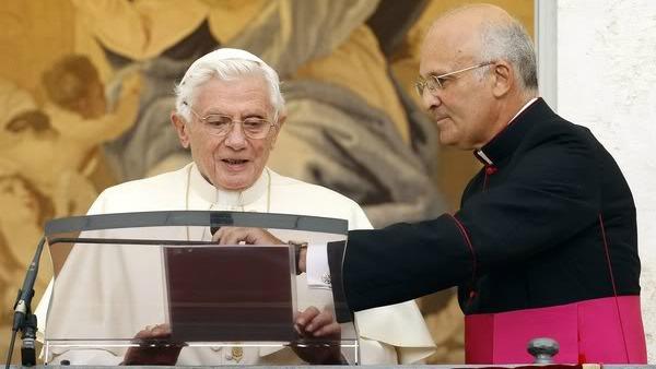 Mons. Xuereb: umile e profondo, Benedetto XVI è rimasto quello di sempre