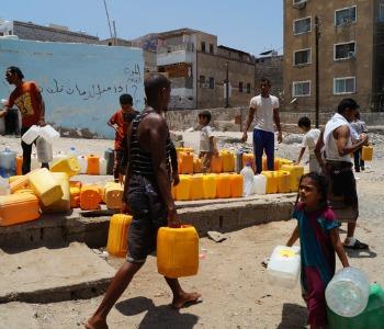 Yemen: ad Aden situazione catastrofica