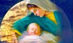 Recitando questa breve preghiera puoi affidare i tuoi figli alla Madonna questa sera!