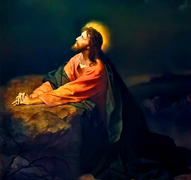 #Vangelo: Che tu li custodisca dal Maligno.
