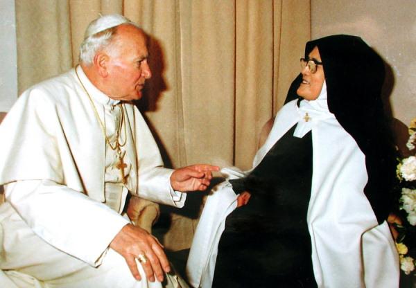 Vaticano: Nei tre segreti di Fátima. C'è poco da scherzare