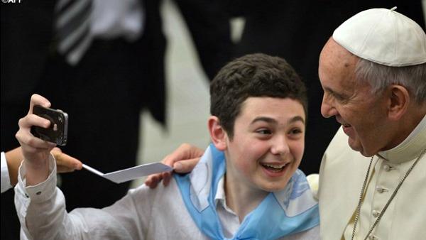 Il Papa alla Lazio: sport insegni lealtà e aiuti a superare ingiustizie