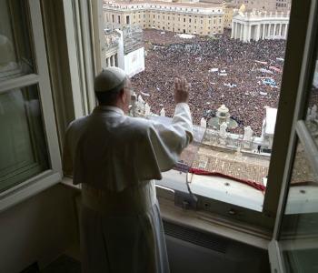 I saluti di Papa Francesco dopo l'Angelus