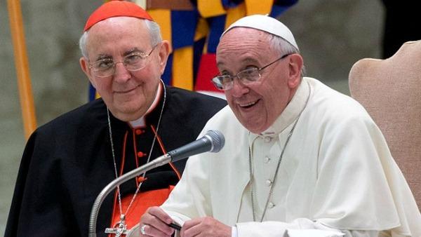 Card. Vallini: il Papa isolato? Solo falsità!