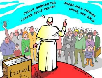 L'Ecclesialese va in pensione