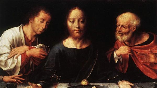 #Vangelo: Avete creduto che io sono uscito da Dio