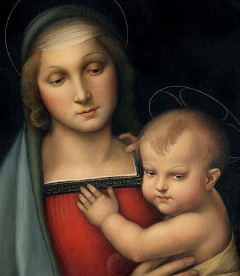 In cammino con Maria. Santa Maria, Madre di Dio (14 maggio)
