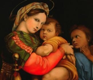 In cammino con Maria. La Vergine Maria, Avvocata dei Peccatori (17 Maggio)