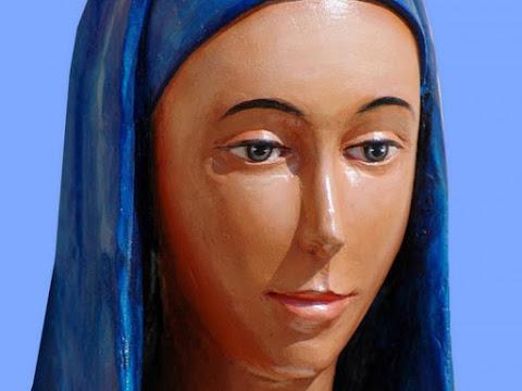 Vergine di Kibeho – Africa