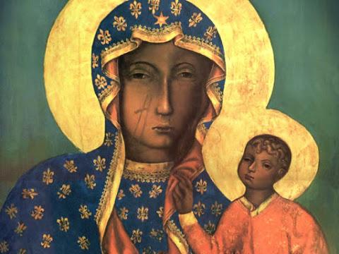 Vergine di Czestochowa – Polonia