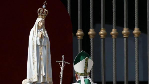 Papa Francesco, Fatima e la fine del mondo