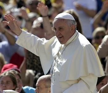 Papa Francesco: il matrimonio è un'allenza d'amore tra l'uomo e la donna, non si improvvisa!