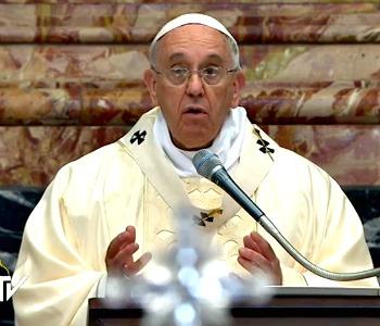 Papa Francesco: ricordare ai potenti della terra che Dio li chiamerà a giudizio un giorno