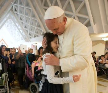 A Santa Marta: Papa Francesco riceve 20 bambini malati